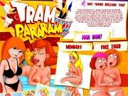 Tram Pararam Porn