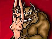 Belle and monster hard sex - 15 cartoons Pictures