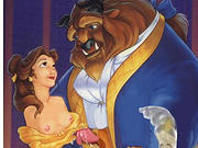 Belle and Beast explicit comics - 4 cartoons Pictures